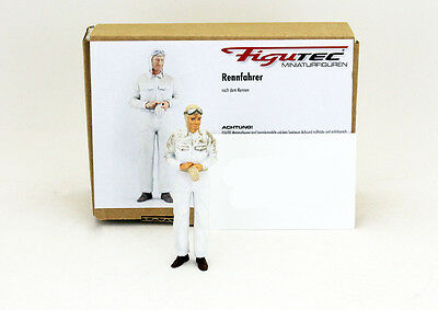 Auto Union Race Car Driver Figurine Nach Dem Race 1:18 Figutec