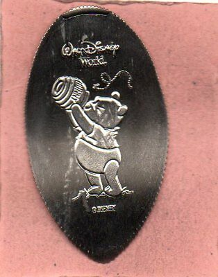 Disneys Winnie The Pooh Elongated Quarter