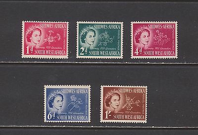 South West Africa -  Lot 40, Mint, NH.  Sc# 244-8.