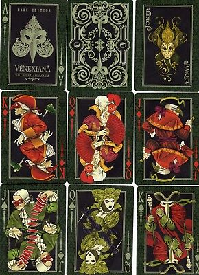 "SUPERB PACK ""Bicycle Type - Venexiana Masked Edition (Illusionist)"" Play Cards"