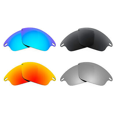 Revant Replacement Lenses for Oakley Fast Jacket - Multiple Pack Options