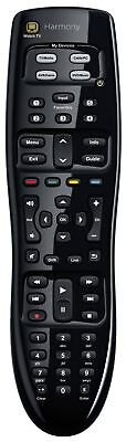 Logitech Harmony 350 Universal Remote Control, of Up To 8 Entertainment Devices