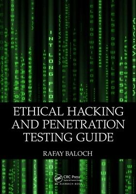 Ethical Hacking and Penetration Testing Guide (Paperback), Baloch. 9781482231618