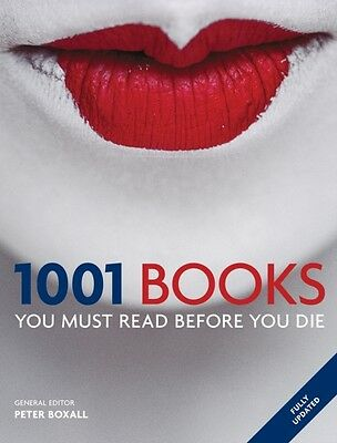 1001: Books You Must Read Before You Die (Paperback), Cassell Ill. 9781844037407