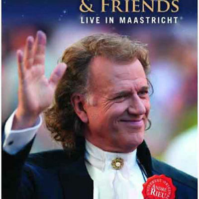 André Rieu - André & Friends - Live In Maastricht NEW DVD