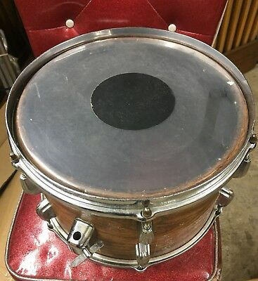 "Cool Old Vintage Slingerland Tom drum 9x12 1960s?? 12.5"" x 9"""
