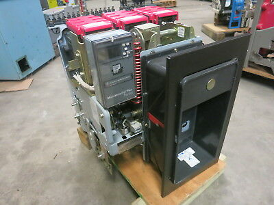 General Electric AKRT-10D-50H 2000 Amp Breaker LSIG MicroVersaTrip Plus A220LSIG