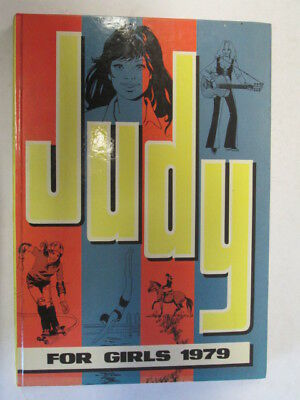 Good - JUDY FOR GIRLS 1979 - No Author 1979-01-01 Condition is commensurate with