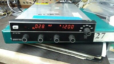 KT 70 TSO Mode S ATC Transponder, P/N 066-01141-0101 Yellow Tagged and 8130-3