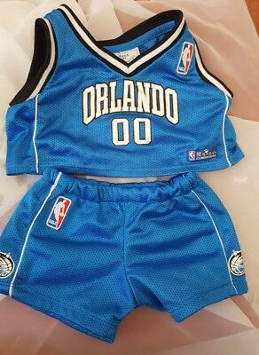 Build A Bear  Orlando 00 Basketball  Uniform Nba