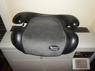 Mothers Choice  Booster Cushion Car Seat 4-8yr Great Condition