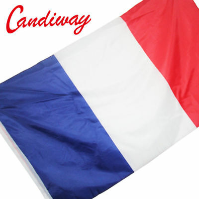 France national flag 90*150 cm French Polyester Banner Frenchman flag