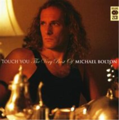 Michael Bolton-Touch You: The Best Of  CD NEW