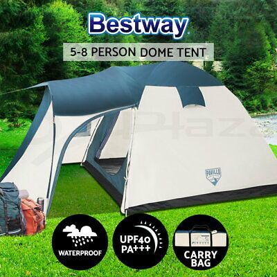 Bestway Camping Shower Toilet Tent Outdoor Portable Change Room Shelter Ensuite