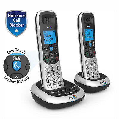 BT 2700 DECT Twin Cordless Telephone With Answer Machine - New - LIMITED STOCK