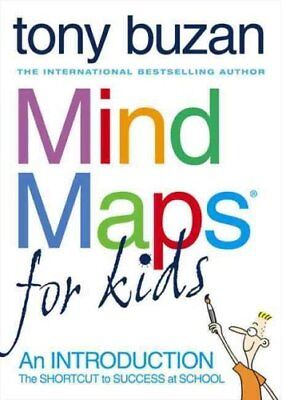 Mind Maps For Kids An Introduction by Tony Buzan 9780007151332 (Paperback, 2003)