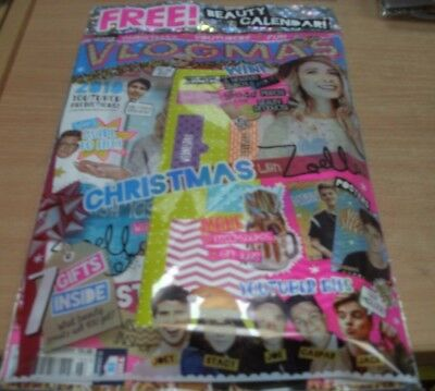 This Is magazine #3 2017 Vlogmas Christmas Youtubers Zoella Joey Stacy Caspar