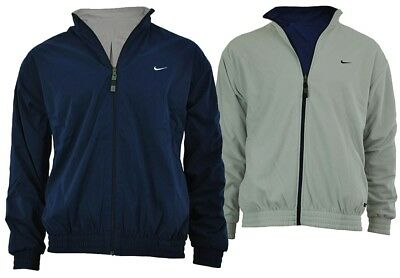 Nike Golf Reversible Jacket Therma Fit Veste homme d hiver Fleec Taille L 4107ad4801a3