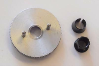 Traxxas T-maxx 3.3 Fly Wheel With Collet Includes Magnet For rpm 6542