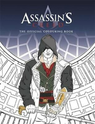 Assassin's Creed Colouring Book: The Official Colouring Book by Warner...