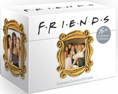Friends - Season 1-10 Complete Collection (20th Anniversary) [DVD. 505189200881.
