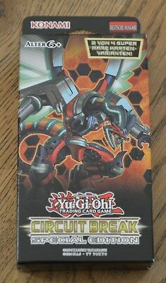 Yu-Gi-Oh! 1x Circuit Break Special Edition Pack Neu & OVP