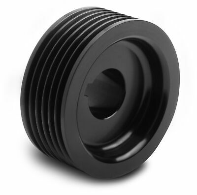 """Weiand 90636 Weiand Powercharger Upper Pulley - 6-Rib, 2.5"""" Diameter"""