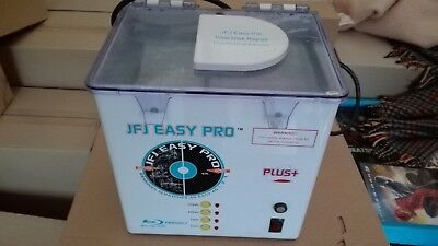 JPJ Easy Pro PLUS+ Total Disk Repair mit Polierscheiben CD DVD Reiniger Top