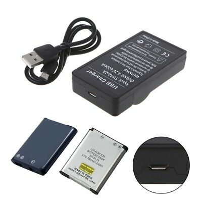 Battery Charger For Nikon EN-EL19 S2600 S2500 S3100 S3300 S4100 S3300 Battery