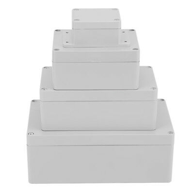 IP65/IP66 Waterproof Junction Boxes Thermoplastic ABS Electronic Enclosure Case