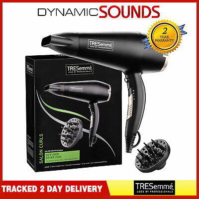 TRESemme 5543U Salon Professional Ionic Diffuser Hair Dryer - 2200W