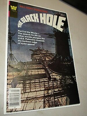 THE BLACK HOLE #1 - FIRST ISSUE - 1980 WHITMAN COMIC - Higher Grade