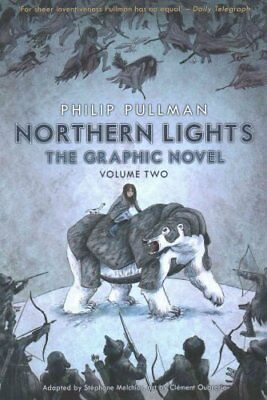 Northern Lights - The Graphic Novel Volume 2 by Philip Pullman 9780857534637