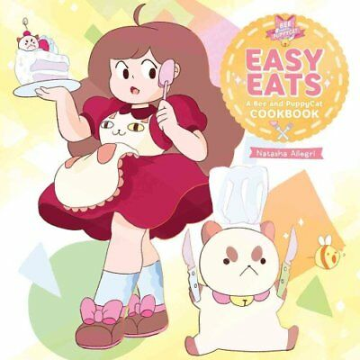 Easy Eats: A Bee and PuppyCat Cookbook by Natasha Allegri 9781421588056