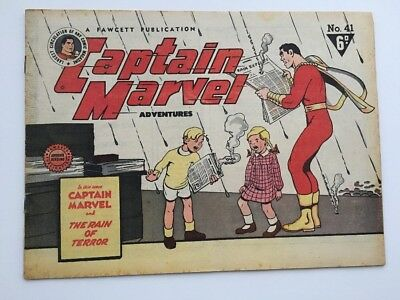 Captain Marvel Adventures 41