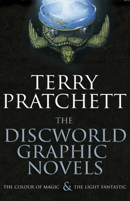 The Discworld Graphic Novels: The Colour of Magic and The Light Fantastic: 25th.