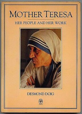 *** Mother Teresa - Her People and Her Work ** 1978