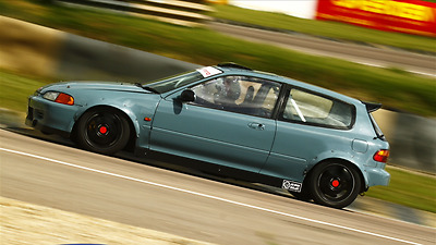 Honda Civic Eg 1.5Lsi B18C4 Wide-Arch Caged Track Race Kanjo Jdm Dc2 Type -R