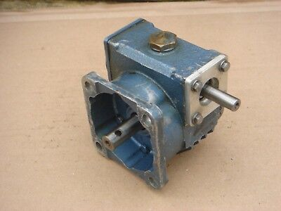 Holroyd 60/1 Reduction Gearbox P14M60/1