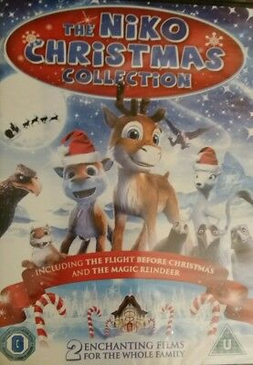 The Niko Christmas collection.dvd New in wrapper