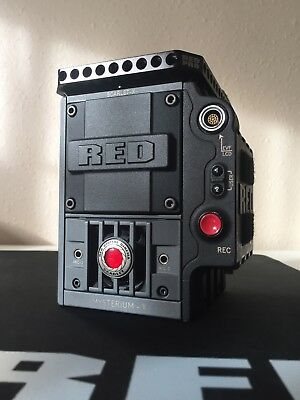 RED Scarlet X and Redmag Side module - 592hrs