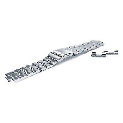 Chris Benz Metal Strap For 1000m   Surf and Sail One Size Silver