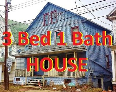 3 Bedroom house in Luzerne PA Poconos NJ NY FL DE CA New Jersey New York City