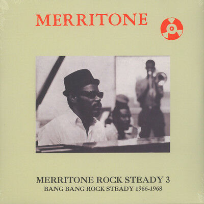 V.A. - Merritone Rock Steady 3: Bang Bang Roc (Vinyl 2LP - 2017 - JP - Original)