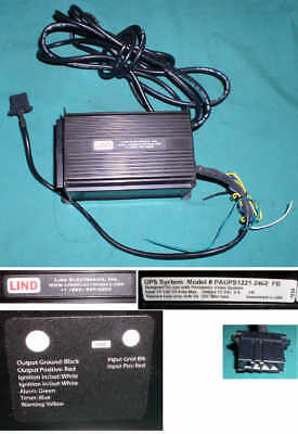 LIND ELECTRIC PAUPS1221-2462 POWER ADAPTER for panasonic ag-cpd20p recorder
