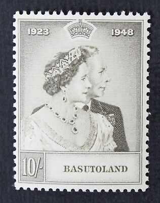 CKStamps: Great Britain Stamps Collection Basutoland Scott#40 Mint LH OG