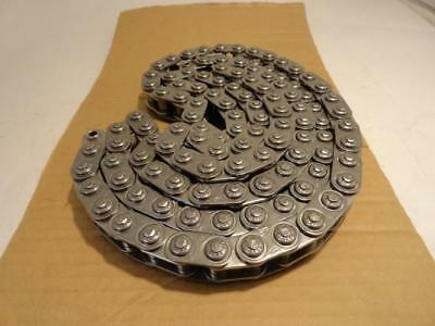155335 New-No Box, Ross 60SS-7ft Roller Chain #60, 7Ft Length