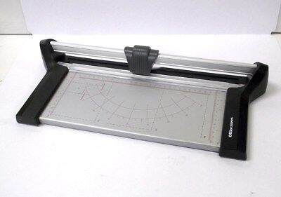 A4 A5 Precision Rotary Paper Trimmer Photo Cutter Home/Office Guillotine P3QR#