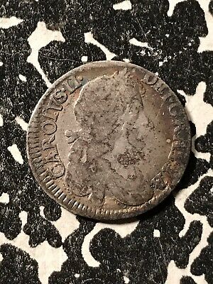 1679 Great Britain 3 Pence Threepence Lot#X2528 Silver!