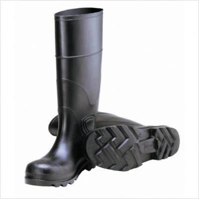 "New - Size 13 Men's ""tingley"" General Purpose- Pvc- Steel Toe- Knee Boots- Usa"